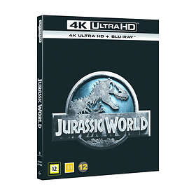 Jurassic World (UHD+BD)