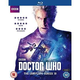 Doctor Who: The Complete Series 10 (UK)