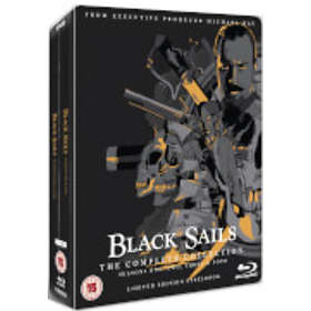 Black Sails - The Complete Collection Seasons 1-4