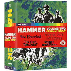 Hammer Volume Two: Criminal Intent - Limited Edition - Indicator Series