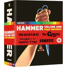 Hammer Volume One: Fear Warning! - Limited Edition - Indicator Series