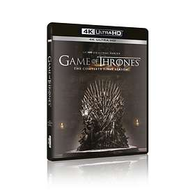 Game of Thrones: The Complete First Season (UHD+BD)