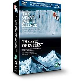 The Great White Silence+The Epic of Everest - Limited Edition (BD+DVD)
