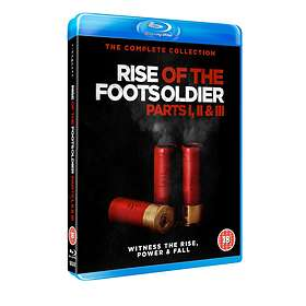 Rise of the Footsoldier - Triple Box Set