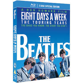 The Beatles: Eight Days a Week - The Touring Years - Deluxe Edition (UK)
