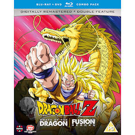 Dragon Ball Z - 6 Movie Collection (BD+DVD) (UK)