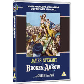 Broken Arrow (BD+DVD) (UK)