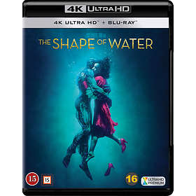 The Shape of Water (UHD+BD)