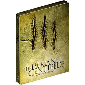 The Human Centipede - The Complete Sequence - Limited Edition (UK)