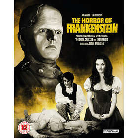 Horror of Frankenstein (BD+DVD)