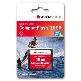 AgfaPhoto High Speed Compact Flash 233x 16GB