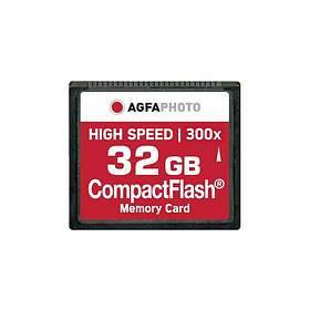 AgfaPhoto High Speed Compact Flash 32GB