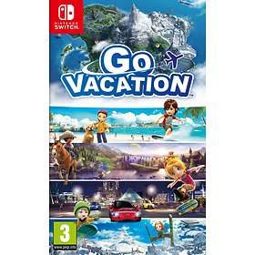 Go Vacation (Switch)