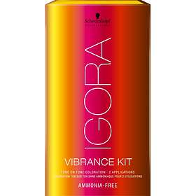 Schwarzkopf Igora Vibrance 4-65 Medium Brown Chocolate Gold