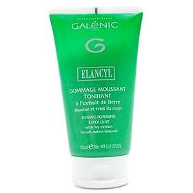 Galenic Elancyl Toning Foaming Exfoliant With Ivy Extract 150ml