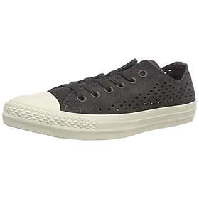 Converse Chuck Taylor All Star Perforated Suede Low Top (Unisex)
