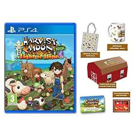 Harvest Moon: Light of Hope - Collectors Edition (PS4)