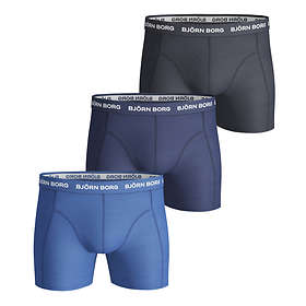 Björn Borg Sold Essential Shorts 3-Pack