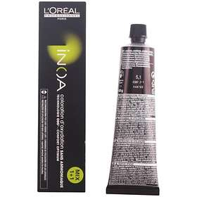L'Oreal Inoa Coloration 5.1 Light Ash Brown 60g