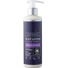 Urtekram Purple Lavender Balnced Hydration Body Lotion 245ml