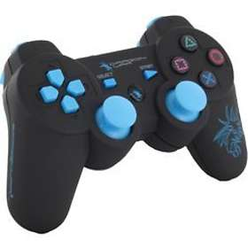 Dragon Electronics 2.4GHz Wireless Duo Shock 3 (PC/PS2/PS3)