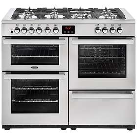 Belling Cookcentre 110DF (Stainless Steel)