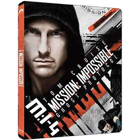 Mission: Impossible - Ghost Protocol - SteelBook