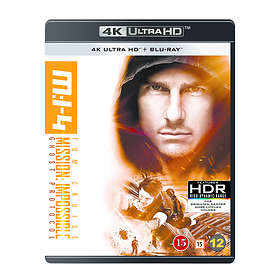 Mission: Impossible - Ghost Protocol (UHD+BD)