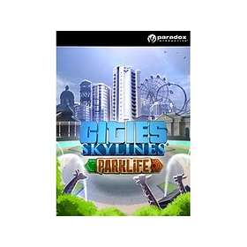 Cities: Skylines: Parklife (Expansion) (PC)