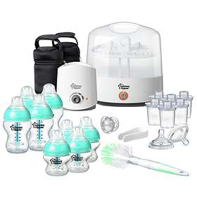 Tommee Tippee Advanced Anti Colic Complete Feeding Set