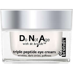 Dr. Brandt Flaws No More r3p Eye Triple Peptide Cream 15g