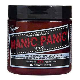 Manic Panic High Voltage Color Cream Infra Red 118ml