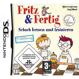 Learn to Play Chess with Fritz & Chesster (DS)