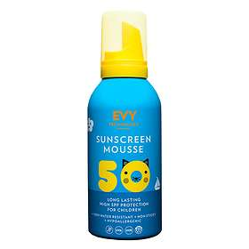 Evy Technology Sunscreen Mousse For Children SPF50 150ml