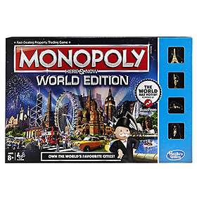 Monopoly Here & Now: World Edition