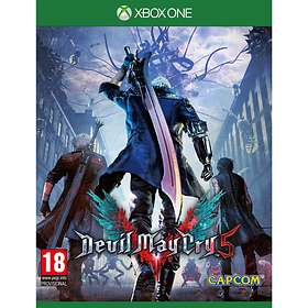 Devil May Cry 5 (Xbox One   Series X/S)