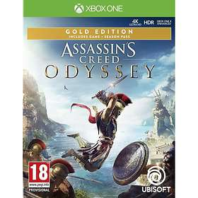 Assassin's Creed: Odyssey - Gold Edition (Xbox One | Series X/S)