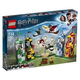 LEGO Harry Potter 75956 Huispausottelu