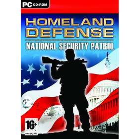 Homeland Defense: National Security Patrol (PC)