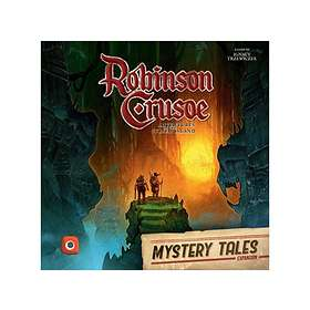 Robinson Crusoe: Mystery Tales (exp.)