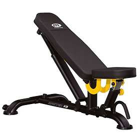 Master Fitness Bench X3