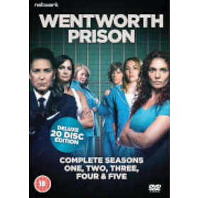 Wentworth Prison - Season 1-5