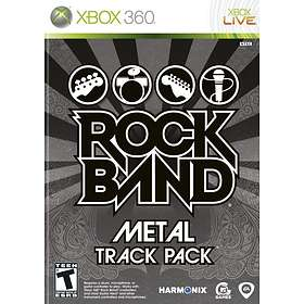 Rock Band Track Pack: Metal (Xbox 360)