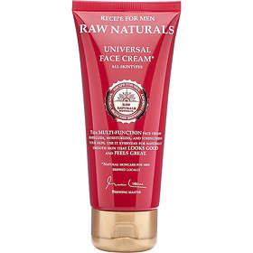 Recipe for Men Raw Naturals Universal Face Cream All Skin Types 100ml