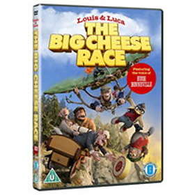 Louis and Luca: The Great Cheese Race