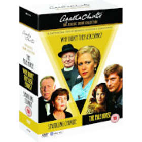 Agatha Christie - The Classic Crime Collection