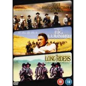 The Magnificent Seven/The Big Country/The Long Riders