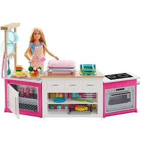 Barbie Ultimate Kitchen Doll FRH73