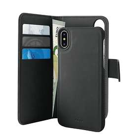 Puro Wallet Detachable for iPhone X