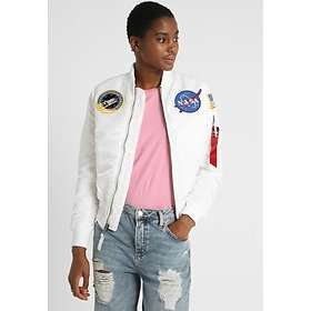 Best pris på Alpha Industries Nasa Jacket (Herre) Jakker